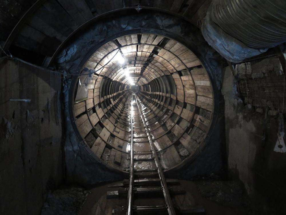 New Rivanna Pump Station Tunnel