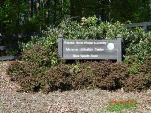 RSWA sign